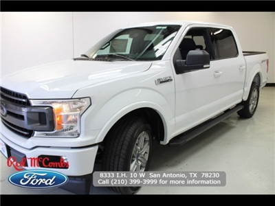 2018 F-150 Crew Cab, Pickup #810216 - photo 1