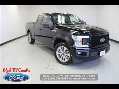 2018 F-150 Super Cab, Pickup #810284 - photo 3