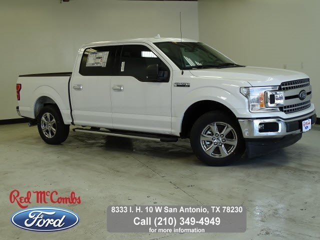 2018 F-150 SuperCrew Cab 4x2,  Pickup #810594 - photo 3