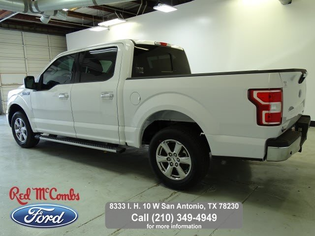 2018 F-150 SuperCrew Cab 4x2,  Pickup #810594 - photo 2