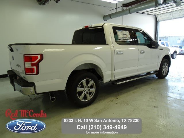 2018 F-150 SuperCrew Cab 4x2,  Pickup #810594 - photo 4