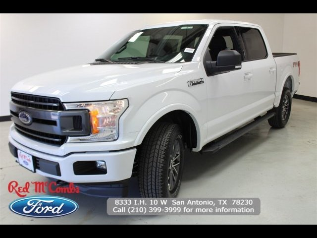 2018 F-150 Crew Cab 4x4, Pickup #810712 - photo 1
