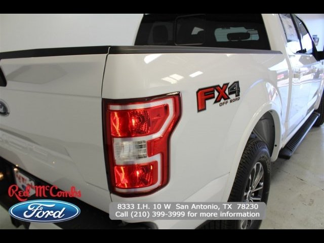 2018 F-150 Crew Cab 4x4, Pickup #810712 - photo 6