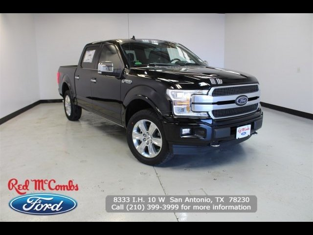 2018 F-150 SuperCrew Cab 4x4,  Pickup #810755 - photo 3