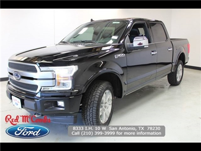 2018 F-150 SuperCrew Cab 4x4,  Pickup #810755 - photo 1