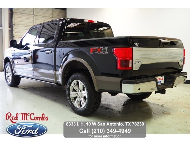 2018 F-150 SuperCrew Cab 4x4,  Pickup #810839 - photo 2