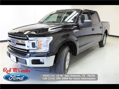 2018 F-150 SuperCrew Cab, Pickup #810885 - photo 1