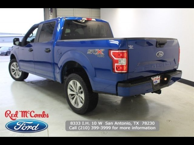 2018 F-150 SuperCrew Cab 4x4, Pickup #810970 - photo 2