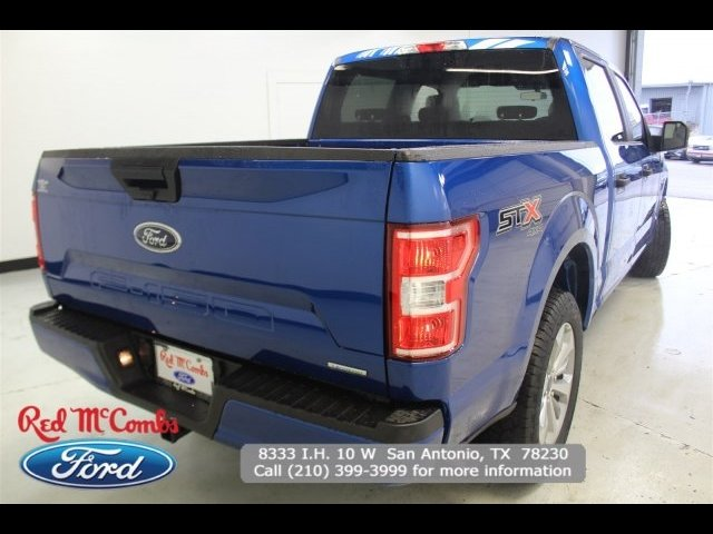 2018 F-150 SuperCrew Cab 4x4, Pickup #810970 - photo 7