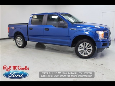 2018 F-150 SuperCrew Cab 4x4, Pickup #810970 - photo 8