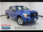 2018 F-150 SuperCrew Cab 4x4, Pickup #810970 - photo 3