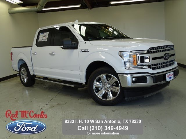2018 F-150 SuperCrew Cab 4x2,  Pickup #810989 - photo 3