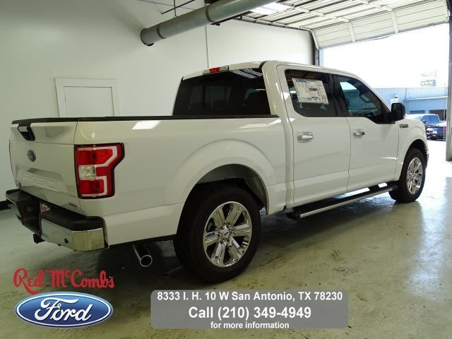 2018 F-150 SuperCrew Cab 4x2,  Pickup #810989 - photo 4