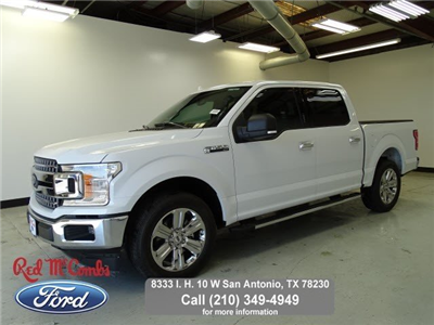 2018 F-150 SuperCrew Cab 4x2,  Pickup #810989 - photo 1
