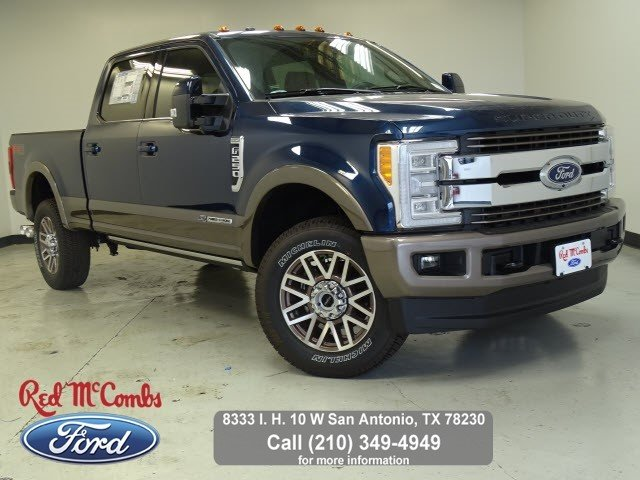 2018 F-250 Crew Cab 4x4, Pickup #811080 - photo 3