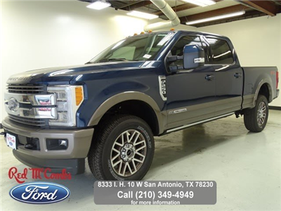 2018 F-250 Crew Cab 4x4, Pickup #811080 - photo 1