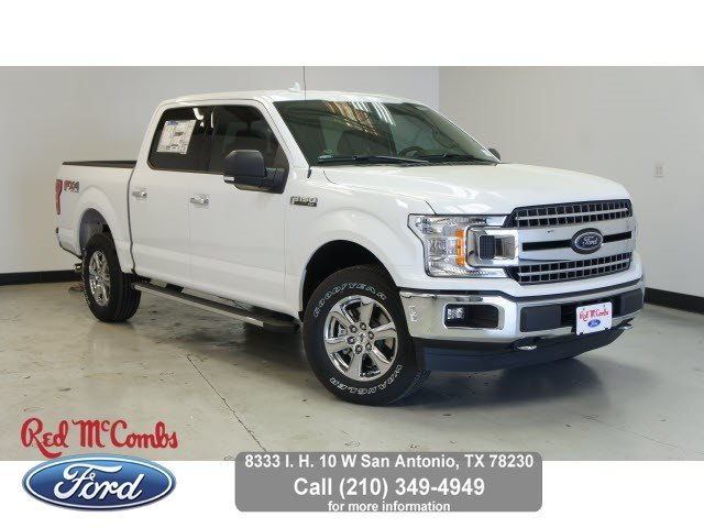 2018 F-150 SuperCrew Cab 4x4,  Pickup #811327 - photo 3