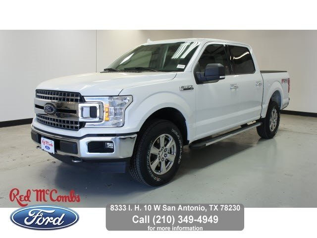 2018 F-150 SuperCrew Cab 4x4,  Pickup #811327 - photo 1