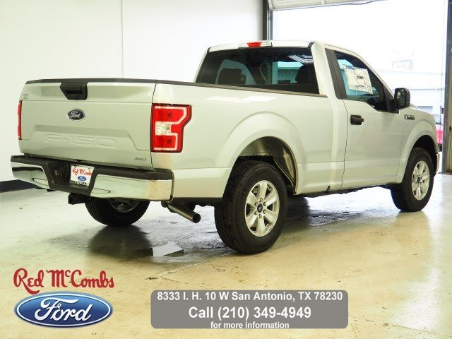 2018 F-150 Regular Cab, Pickup #811424 - photo 4