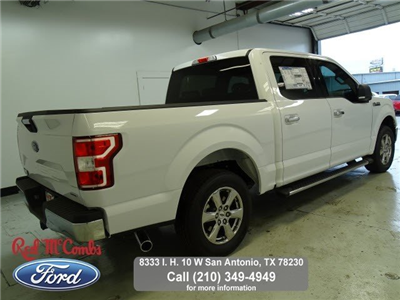 2018 F-150 SuperCrew Cab,  Pickup #811691 - photo 4