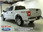 2018 F-150 SuperCrew Cab 4x4,  Pickup #811741 - photo 2