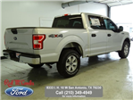 2018 F-150 SuperCrew Cab 4x4,  Pickup #811741 - photo 4