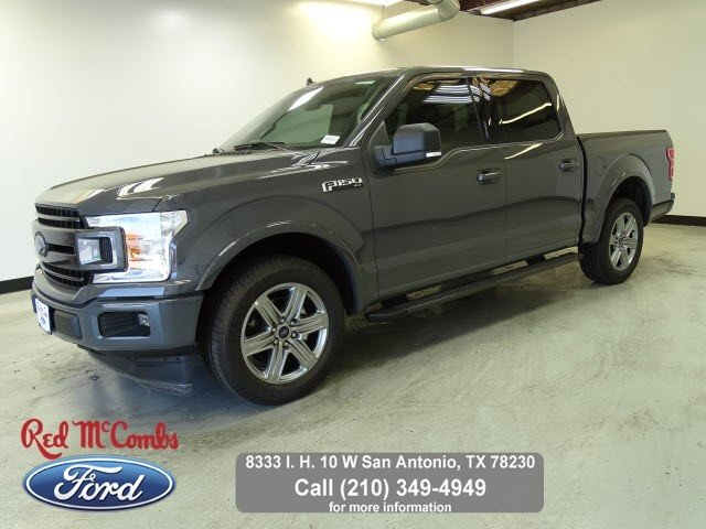 2018 F-150 SuperCrew Cab 4x2,  Pickup #811874 - photo 1
