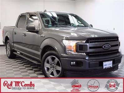 2018 F-150 SuperCrew Cab 4x2,  Pickup #811874 - photo 3