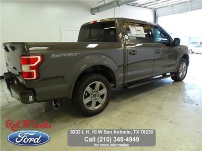 2018 F-150 SuperCrew Cab 4x2,  Pickup #811874 - photo 4