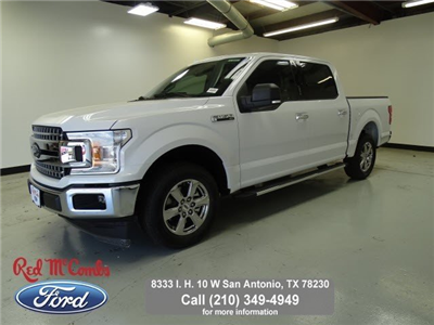 2018 F-150 SuperCrew Cab 4x2,  Pickup #811882 - photo 1