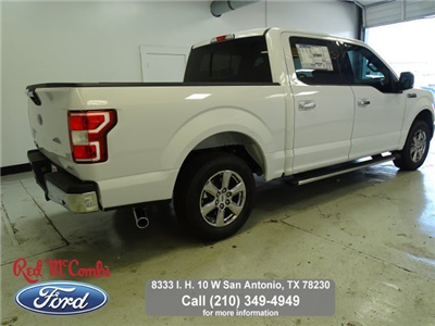 2018 F-150 SuperCrew Cab 4x2,  Pickup #811882 - photo 4