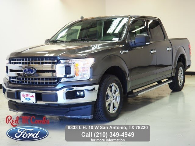 2018 F-150 SuperCrew Cab 4x2,  Pickup #811912 - photo 1