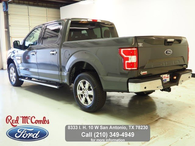 2018 F-150 SuperCrew Cab 4x2,  Pickup #811912 - photo 2