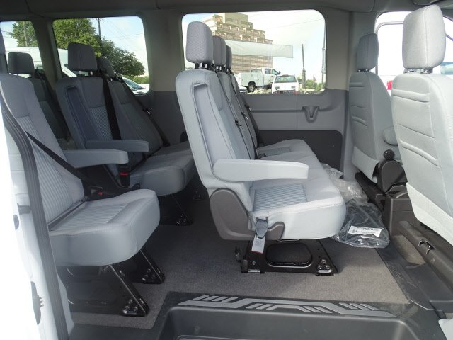 2018 Transit 350 Med Roof 4x2,  Passenger Wagon #812138 - photo 8