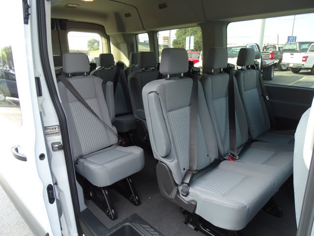 2018 Transit 350 Med Roof 4x2,  Passenger Wagon #812164 - photo 7