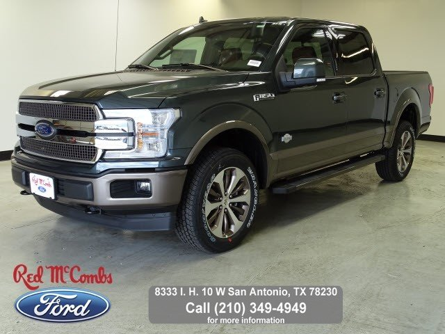 2018 F-150 SuperCrew Cab 4x4,  Pickup #812335 - photo 1