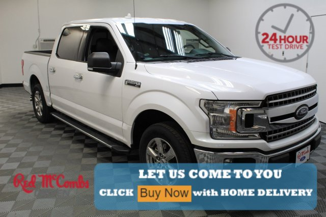 2018 F-150 SuperCrew Cab 4x2,  Pickup #812370 - photo 1