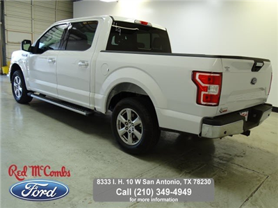 2018 F-150 SuperCrew Cab 4x2,  Pickup #812370 - photo 4