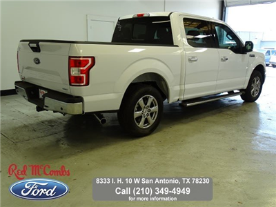 2018 F-150 SuperCrew Cab 4x2,  Pickup #812370 - photo 2