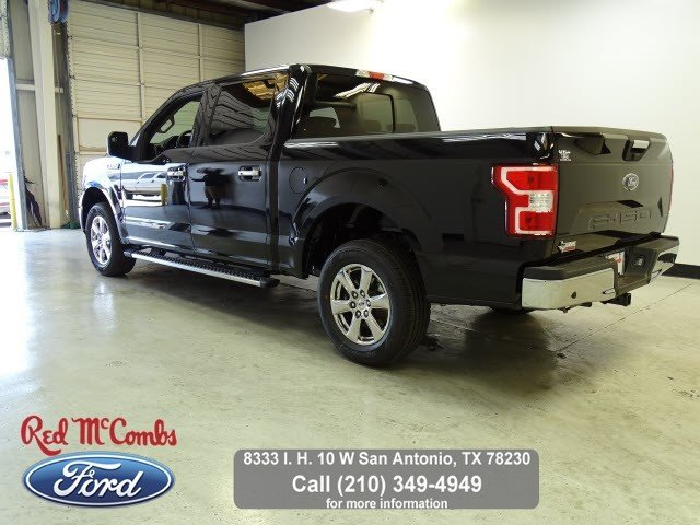 2018 F-150 SuperCrew Cab 4x2,  Pickup #812374 - photo 2