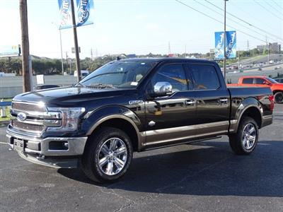 2018 F-150 SuperCrew Cab 4x4,  Pickup #812522 - photo 1