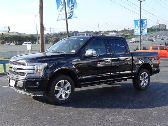2018 F-150 SuperCrew Cab 4x4,  Pickup #812523 - photo 1