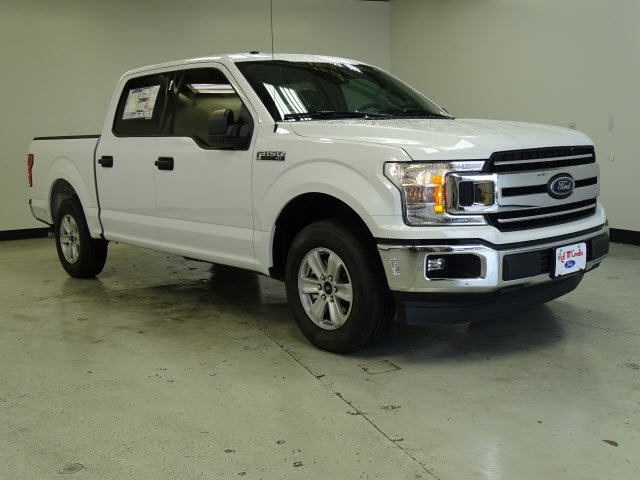 2018 F-150 SuperCrew Cab 4x2,  Pickup #812782 - photo 1