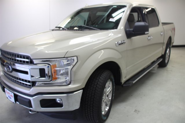 2018 F-150 SuperCrew Cab 4x4,  Pickup #813114 - photo 1