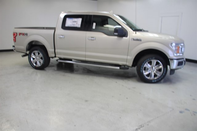 2018 F-150 SuperCrew Cab 4x4,  Pickup #813114 - photo 7