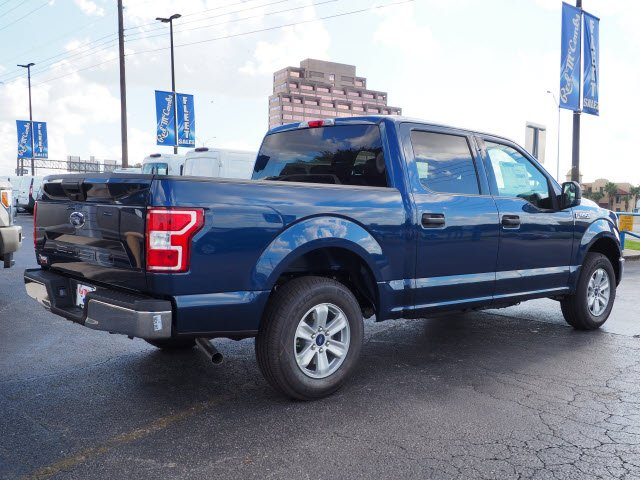 2018 F-150 SuperCrew Cab 4x2,  Pickup #813137 - photo 2