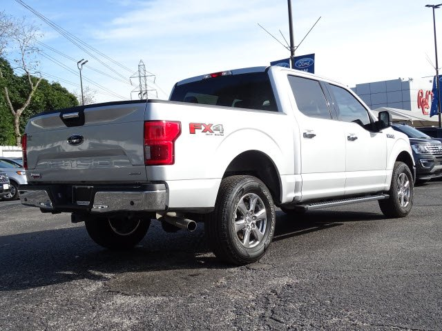 2018 F-150 SuperCrew Cab 4x4,  Pickup #813461 - photo 2