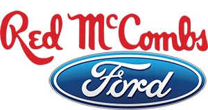 Red Mccombs Ford logo