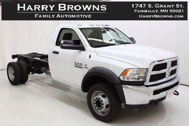 2017 Ram 5500 Regular Cab DRW 4x4, Cab Chassis #4239 - photo 1