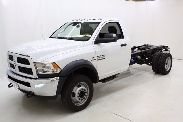 2017 Ram 5500 Regular Cab DRW 4x4, Cab Chassis #4239 - photo 8